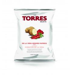 Patatas Torres al Pimentón de la Vera Picante 50gr