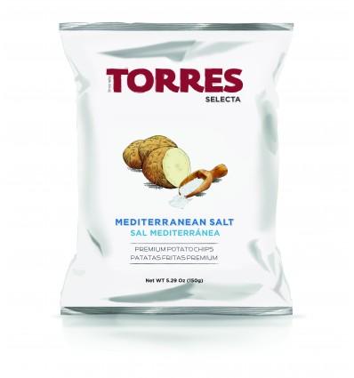 Patatas Torres a la Sal Mediterránea