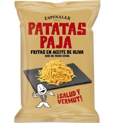Patatas Paja Espinaler 50gr