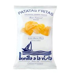 Bolsa Patatas Bonilla a la vista 50gr