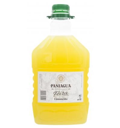 Limoncello Paniagua garrafa 3 litros - Licor de Limón